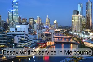 Essay writing service in Melbourne