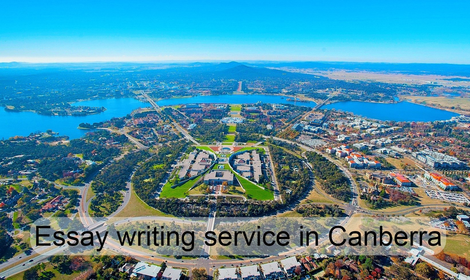 Essay writing service in Canberra