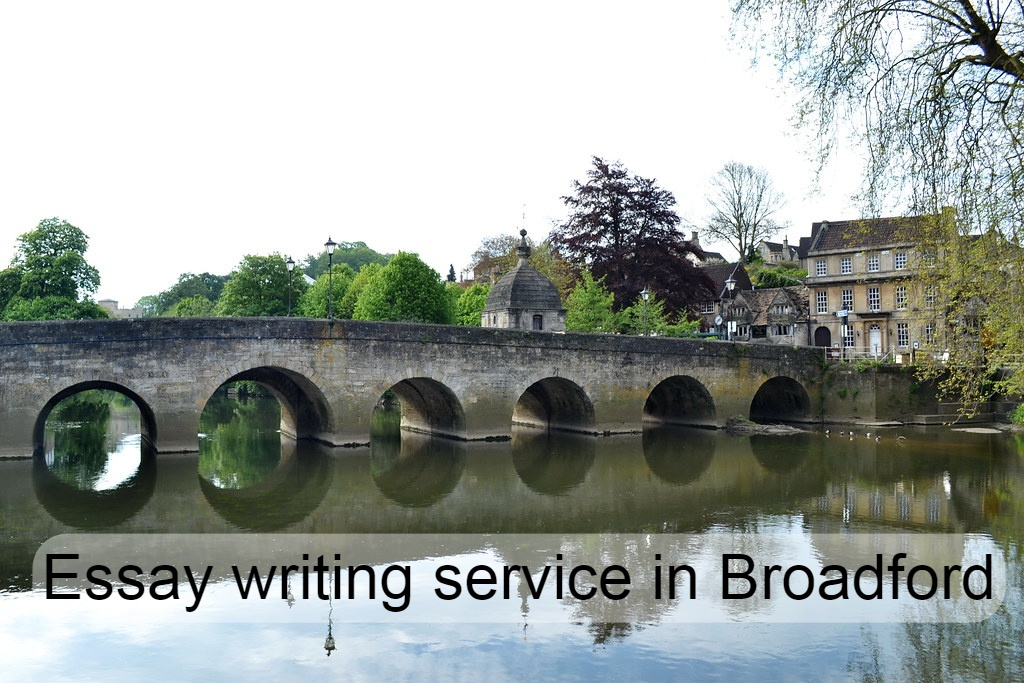 Essay writing service in Broadford
