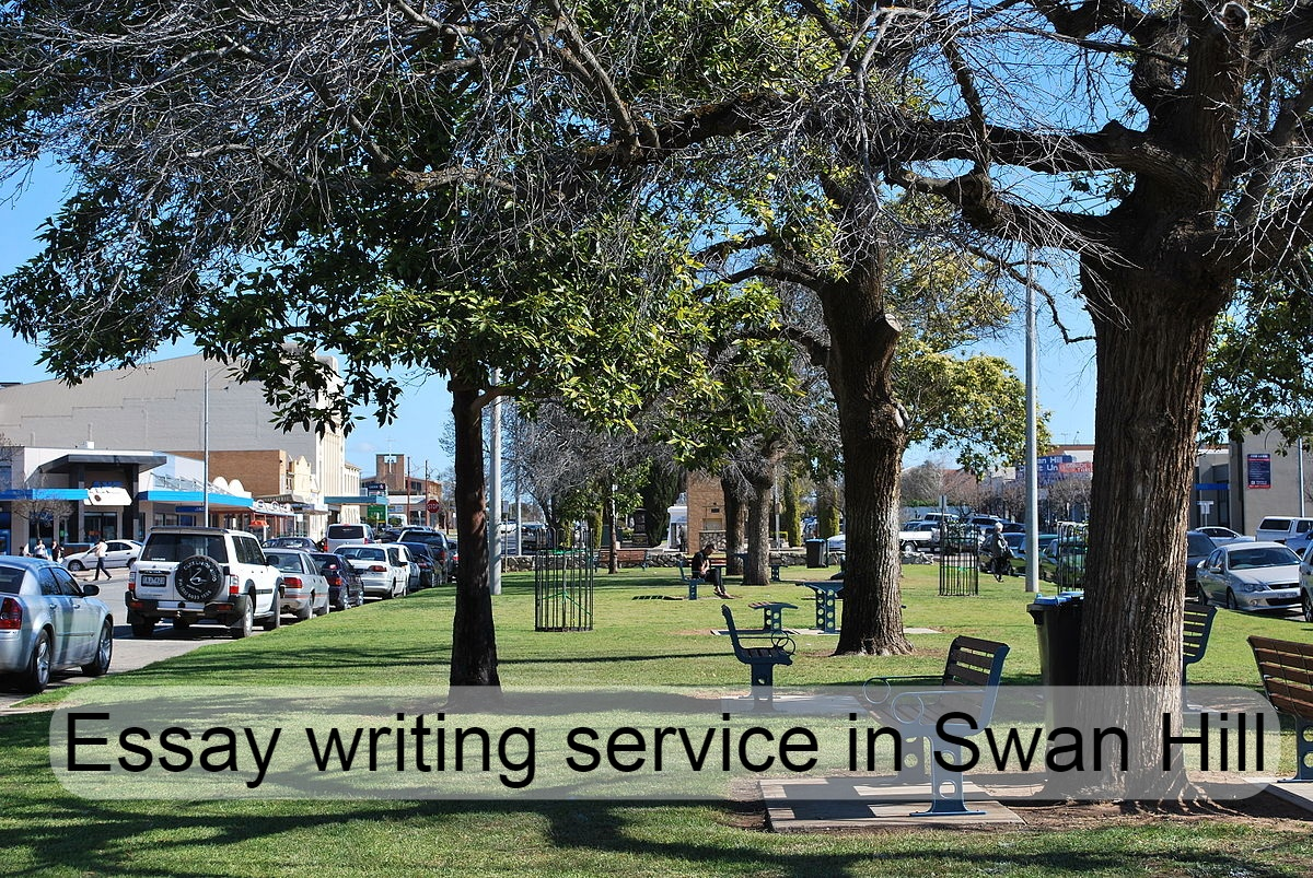 Essay writing service in Swan Hill