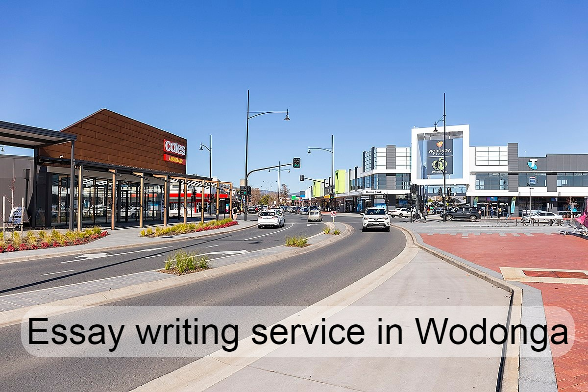 Essay writing service in Wodonga