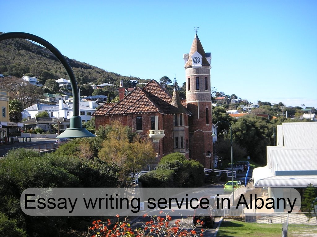 Essay writing service in Albany