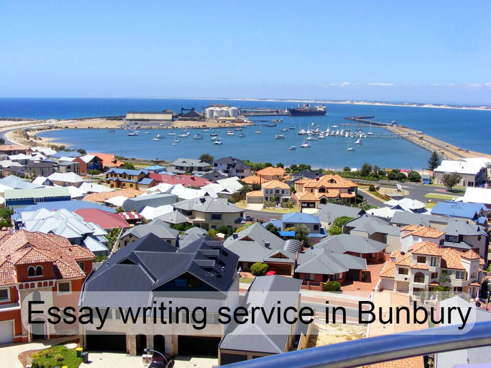 Essay writing service in Bunbury