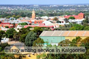 Essay writing service in Kalgoorlie