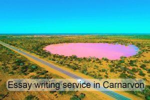 Essay writing service in Carnarvon