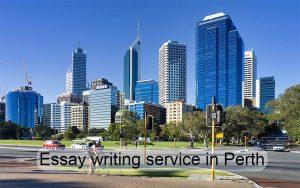 Essay writing service in Perth