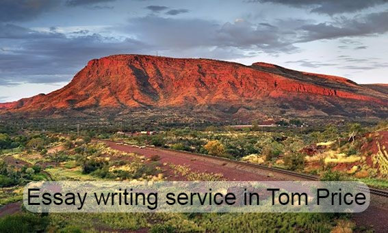Essay writing service in Tom Price
