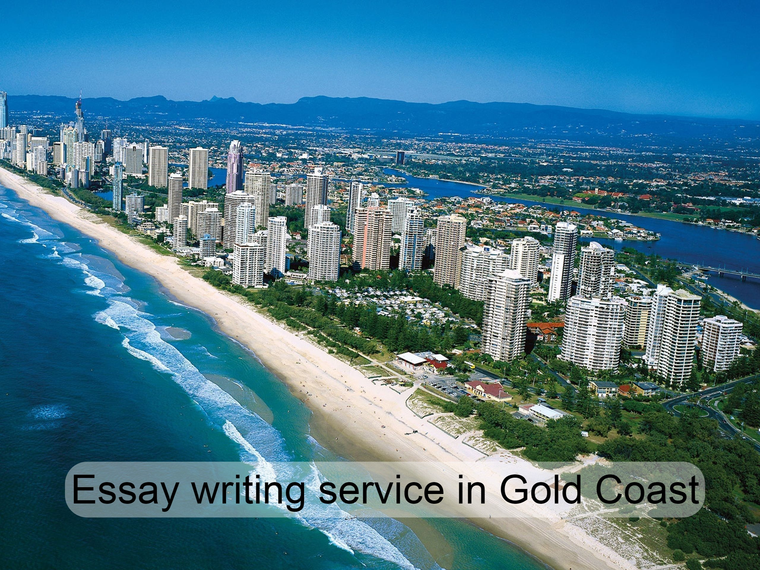 Essay writing service in Gold Coast