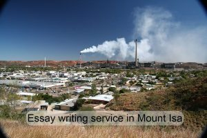 Essay writing service in Mount Isa