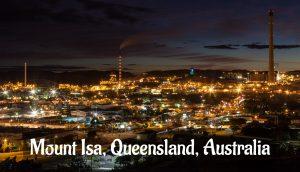 Mount Isa, Queensland, Australia
