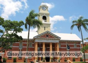 Essay writing service in Maryborough