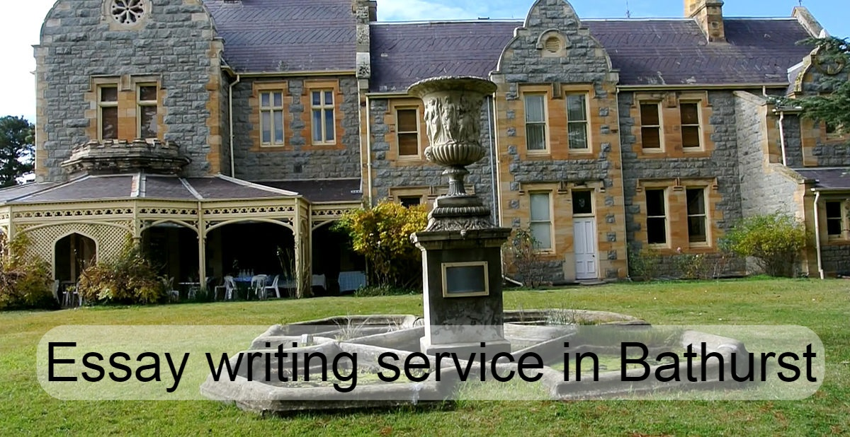 Essay writing service in Bathurst