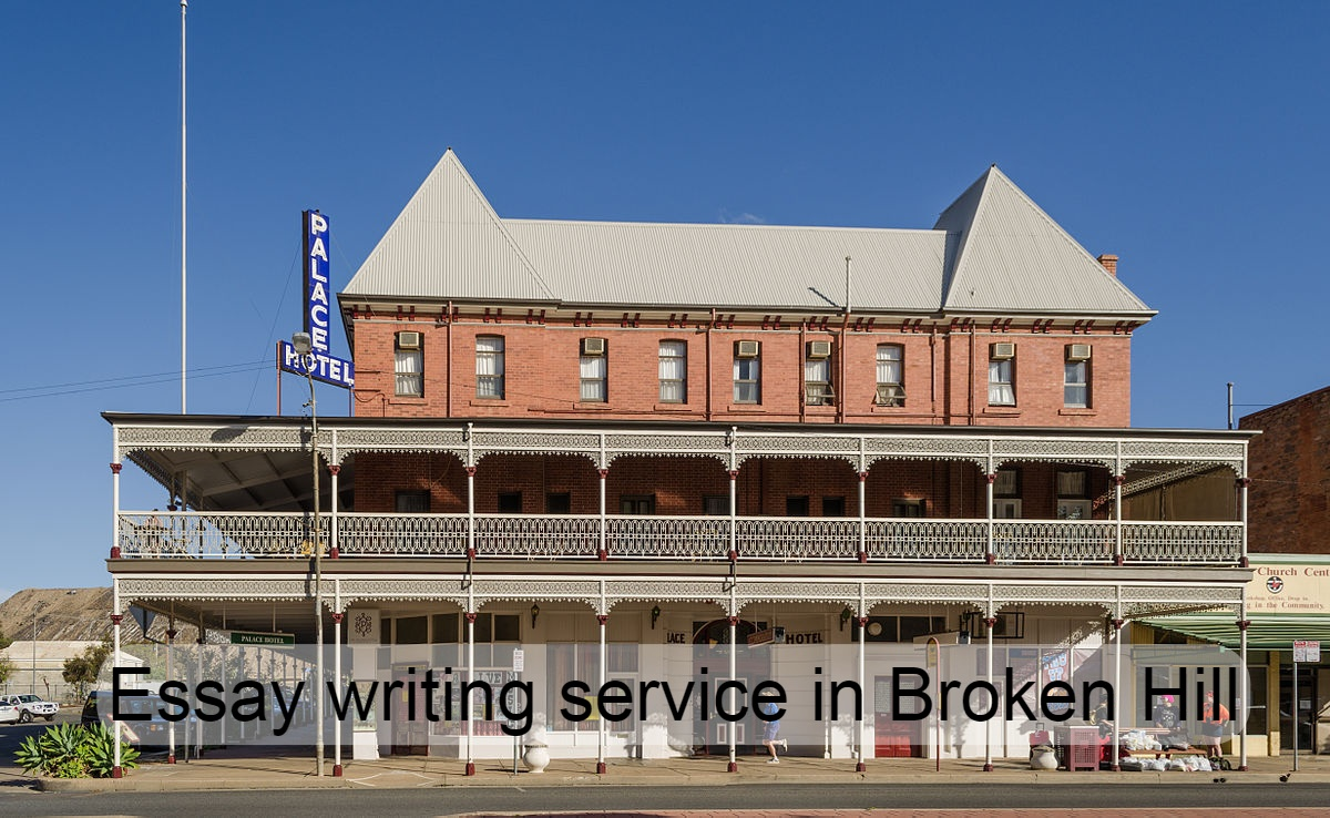 Essay writing service in Broken Hill