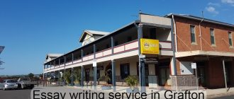 Essay writing service in Grafton