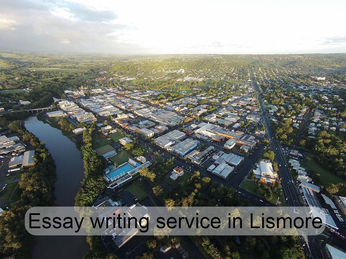 Essay writing service in Lismore
