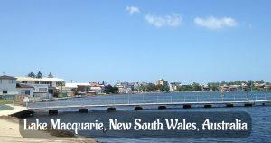 Lake Macquarie, New South Wales, Australia