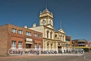Essay writing service in Maitland