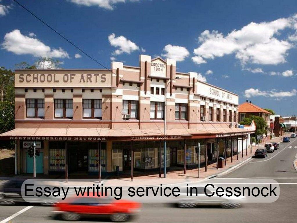 Essay writing service in Cessnock