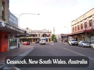 Cessnock, New South Wales, Australia