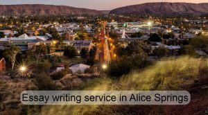 Essay writing service in Alice Springs