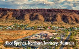 Alice Springs, Northern Territory, Australia