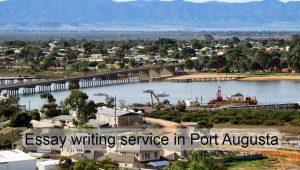 Essay writing service in Port Augusta