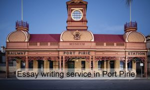 Essay writing service in Port Pirie