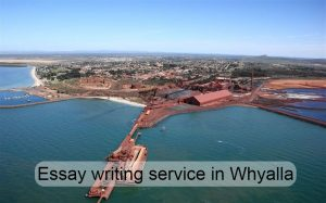 Essay writing service in Whyalla